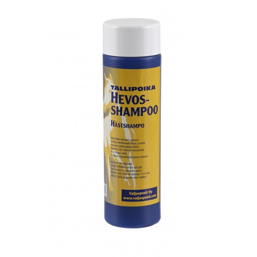 hevosshampoo