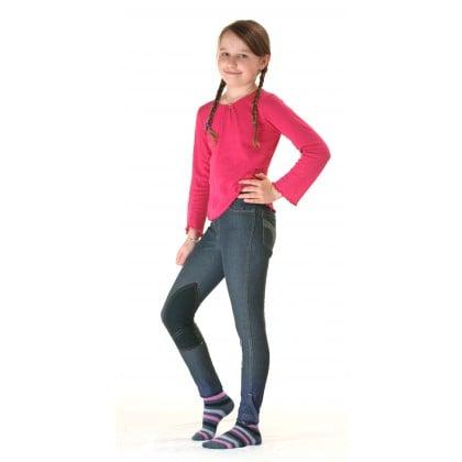 Lasten Ratsastushousut Eurohunter Jeans